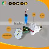 9W Automaitc led emergency light remote control emergency lamp