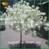 1.8m indoor decor artificial cherry blossom tree white fake cherry blossom tree                                                                                                         Supplier's Choice