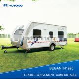 China Mobile Travel Trailer/RV/Caravan for Best Selling