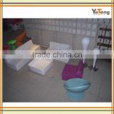 Rotomolding Plastic LED Chair & Table for Bar , Bar Chair / Table Made By Rotational molding