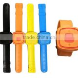 Fashion sport mp3 player , kids / students gift mp3, silicone wrist watch mp3                                                                         Quality Choice