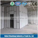 lightweight concrete wall panels sound insulation fireproof partition magnesium oxide board china supplier with good price