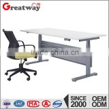 china electric adjustable office mechanism desk lifting mechanism adjustable office frame household furniture