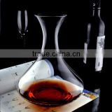 Hand blown whiskey decanter,good quality lead free