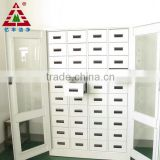 All Steel,All Wood,or Aluminum-timber combined Medicine Cabinet /Medicine Cupboard(hospital cabinets)