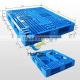 Plastic Material Use Supermarket fruit and vegetable Durable Plastic Pallet for sale