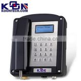 Explosion proof telephone KNEX1 industrial telephones Communication System IP66 coal mine Emergency telephone