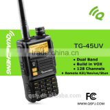 QUANSHENG 45UV Dual Band Radio Frequency Range 65-108MHz FM Transmitter