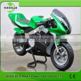 Cheap Price Mini Kids 49cc Gas Powered Super Pocket Bike For Sale