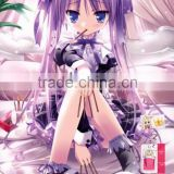 New Lucky Star Japanese Anime Bed Sheet or Duvet Cover Blanket 1