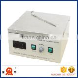 Ceramic /Aluminum / Stainess Steel Top Stirrers Industrial Magnetic Stirrer With Hot Plate