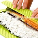 100% food grade silicone sushi roll mat, sushi roll maker, sushi making kit