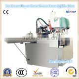 CE Approved China Made Factory Price Pizza Paper Cone Machine Paper Cone Forming Machine