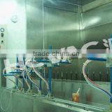 Plastic TV Cabinet Spray Paint Shop Painting Line Vacuum coating plant,pvd coating equipment