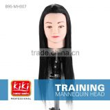 Training Mannequin Head.hair products. male hair mannequin heads