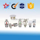 Fire Fitting Different Types Glass bulf Fire Sprinklers