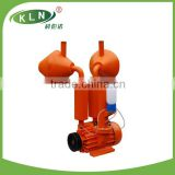 XP2100L rotary vane vacuum pump used in milking machine