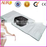 Au-7004 Best sale Weight Loss,Detox,Cellulite Reduction infrared System sauna slimming blanket
