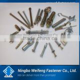 china factory manufacture wholesaler high quanlity cheap competitive price hilti anchor bolt / concrete through bolt