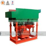 saw tooth wave mining jigger for barite ore dressing, gravity separator , saw-tooth wave jigger