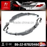 small stainless steel galvanized dacromet boat trailer leaf spring