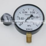 accurate iron pressure gauge calibration machine with CE