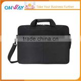 Trendy convenient trolley strap pictures of laptop bag