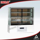 Cake Bakery Refrigerator Showcase/Display Cake Refrigerator Showcase/Refrigerated Display Case Of Cakes