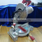 Low Noise Electric Power Aluminum Wood Cutting Cut Off Machine Tools Silent Motor Compound Miter Saw