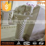 international sales and feel comfortable gate stone statue pillar design
