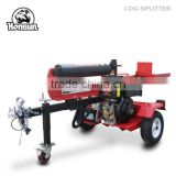 Italy style high capacity Honda gas engine with CE approved industrial size log splitter with diesel motor 50T