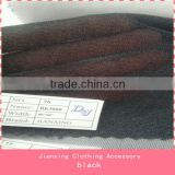 100% Polyester Tricot Warp Knitted Fusible Fabric for garment microdot glue fusing interlining