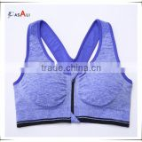 2016 New Custom Hot Sexy Fashion Yoga Ladies fitness wear women's sport yoga bra