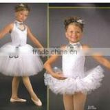 white swan lake performance ballet tutu costumes girls leotard dance ballet dress skirt tutu ballet costumes white tutus