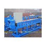 Roof Ceiling Roll Forming Machine , Omega Channel Roll Forming Machine For Furring Channel