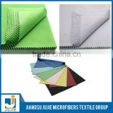 Ecofriendly handled reusable microfiber cleaning cloth