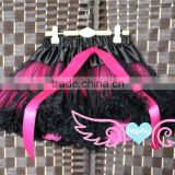 factory tutu dancewear two layers different colors pettiskirt
