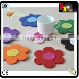 sunflower baby soft plastic cup mat,Placemat,table mat,bowl pad, table pad,coasters, burn mat,tableware,table decoration