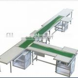 FLK stepless speed adjustment perforated conveyor belt