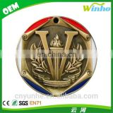 Winho Red White Blue Victory Medal