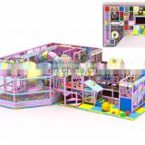 Colorful Series Kids Indoor/interior Playground Equipment
