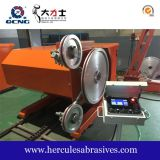 75kw wire saw machine for stone quarry