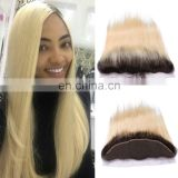Freya Hair human hair pre plucked lace frontal blonde lace frontal