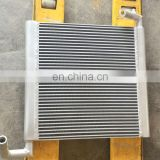 High Copy Hyundai R55-7 Hydraulic Oil Cooler R55 Oil Tank For Excavator