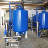 Activated Carbon Filter Media Medicine Injection Steel Water Tank
