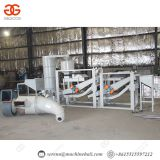 CE Approved  Melon Seeds Peeling Shelling Processing Machinery Line Hemp Seed Dehulling Machine