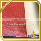 Red crystal beads trimming hotfix rhinestone crystal mesh sheet 24cmx40cm FRM-164                                                                                                         Supplier's Choice