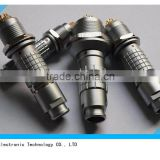 Factory high quality automotive equivalent lemo compatible metal connector