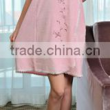 100% Cotton Sexy Bath Towel Skirt Bathrobes with Low Price                                                                         Quality Choice