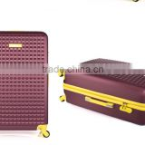 2016 hot sale polo trolley travel luggage